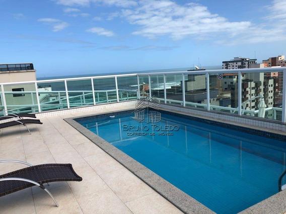 Apartamento Com 2 Dormitórios Para Alugar, 81 M² Por R$ 1.900/mês - Vila Tupi - Praia Grande/sp - Ap0090