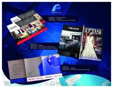 Impresión En Rotativa Y Prensa Plana De 1 A 4 Colores