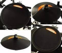 Bateria Electronica Nux Dm-2 Color Negra 361 Tipos De Sonid