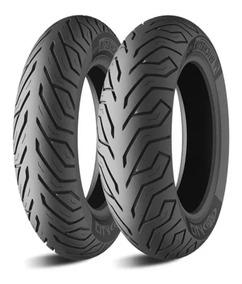 Par Pneu Nmax160 130/70-13 + 110/70-13 Michelin