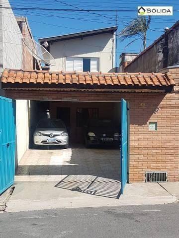 Imagem 1 de 21 de Excelente Casa A Venda - Bairro Vila Santa Terezinha - Várzea Paulista - Sp - Ca0526