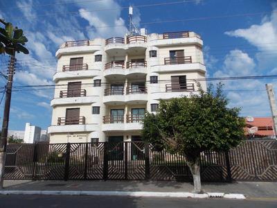 Apartamento No Centro De Peruíbe À 350 M Da Praia!!