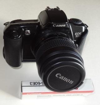 Canon Máquina Fotográfica Analógica