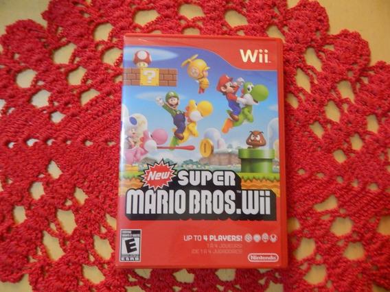 New Super Mario Bros. Wii Wii Wiiu