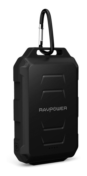 Cargador Portátil Waterproof Ravpower 10050mah Powerbank