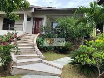 Casa Para Alugar Por R$ 5.200/mês - Jardim Paiquerê - Valinhos/sp - Ca2179