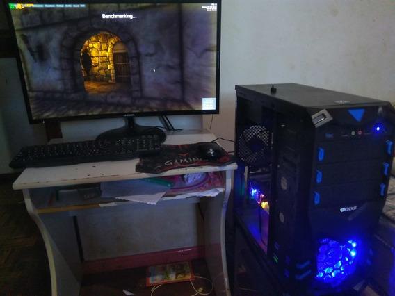 Pc Gamer Rx570 | 4gb Ddr4 | Ssd