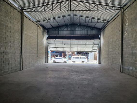 Galpão 200m² , 4 Vagas, Localizado Em Guarulhos. - Dg2630
