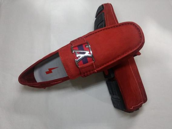 Mocassim Sapato Sapatenis. Sttillo Lv..