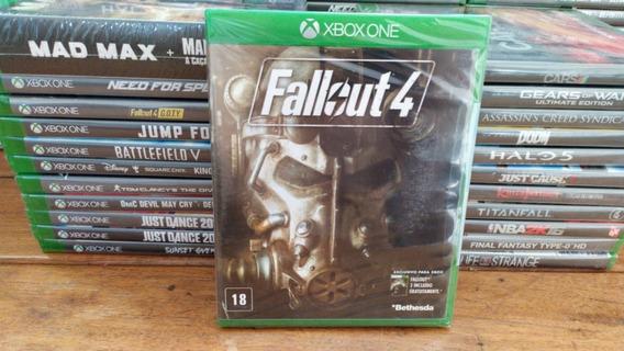 Fallout 4 (com Fallout 3) Mídia Física Xbox One Original