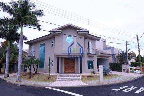 Casa Residencial À Venda, Parque Residencial Damha Iii, São José Do Rio Preto - Ca0642. - Ca0642