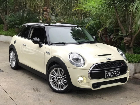 Mini Cooper 2.0 S Exclusive 16v Turbo Gasolina 2p Manual