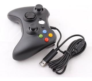 Joystick Para Xbox 360 Y Pc Conexión Usb