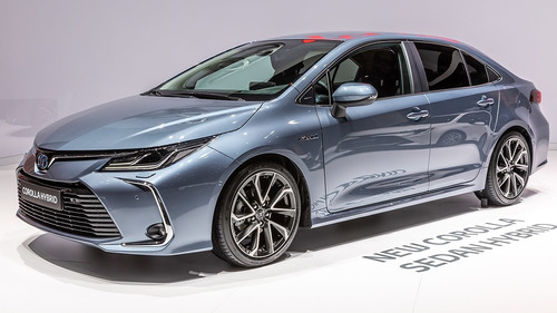 Toyota Nuevo Corolla Xei Cvt 2.0 170cv 2021 0km!!!