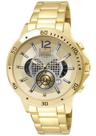 Relógio Dumont Masculino Dujp25caj/4d