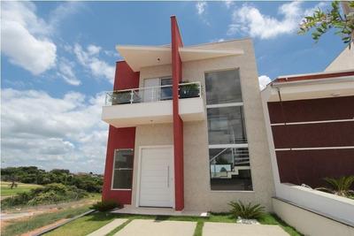 Casa Residencial À Venda, Condomínio Horto Florestal Iv - Sorocaba/sp - Li1039