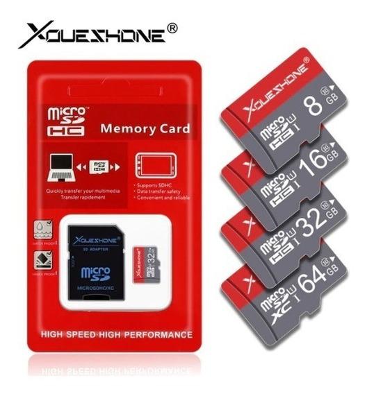 Cartão De Memória Micro Sd 64gb Classe 10 Sdhc Original