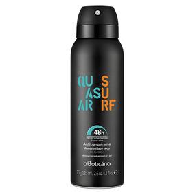 Quasar Surf Desodorante Antitranspirante Aerosol, 75g