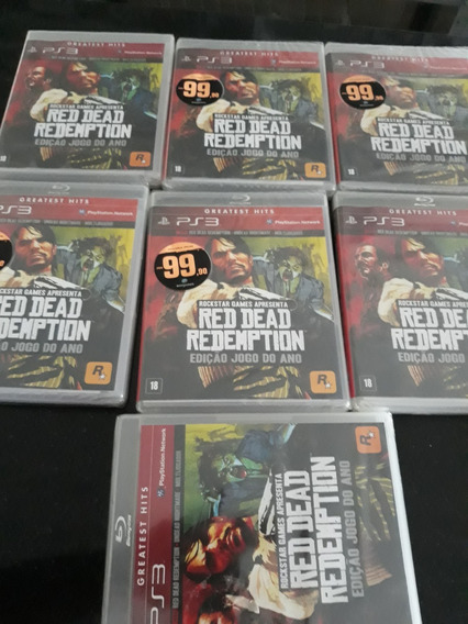 Red Dead Redemption Ed. Jogo Do Ano.contem Undead Nightmare