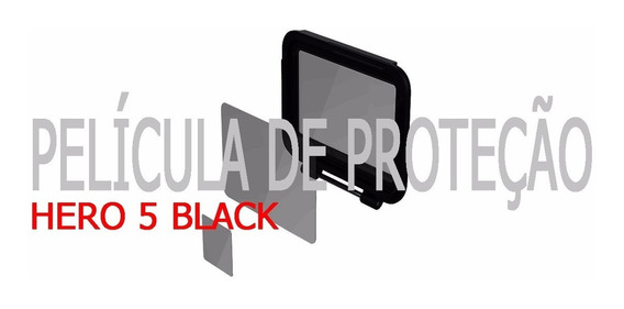 Película De Proteção Hero5 Black-screen Protectors Aaptc-001