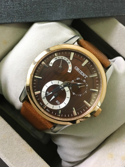 Relógio Orient Mod. Mtscm001 - Usado
