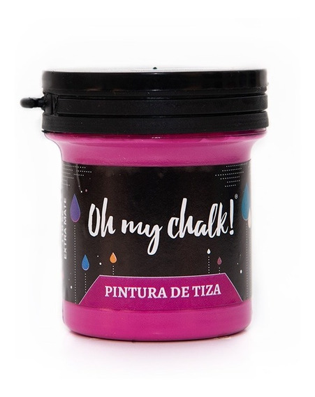 Pintura De Tiza Oh My Chalk! X 110 Cc. Original
