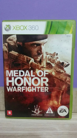 Medal Of Honor Warfighter Xbox 360 Original