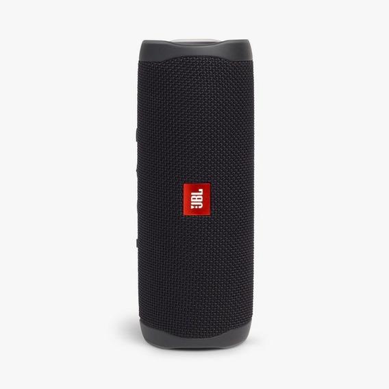 Caixa De Som Jbl Flip 5 Bluetooth Portátil Preta