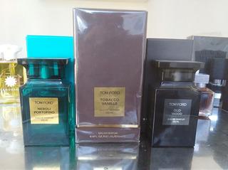 Perfumes Tom Ford, Nasomatto, Amouage, Serge Lutens Y Mas