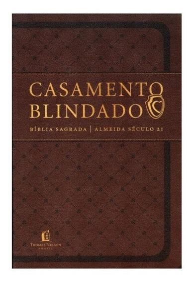 Bíblia Sagrada De Estudo Casamento Blindado - Casal Blindado