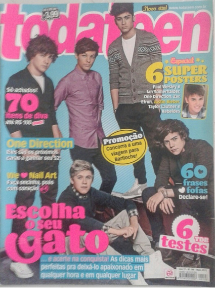 Revista Todateen 198 - One Direction