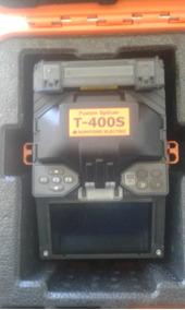 Máquina De Fusão De Fibra Óptica Sumitomo T-400s