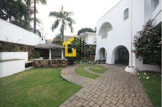 Casa A Venda No Bairro Alto De Pinheiros Em São Paulo - Sp. - Bh2019-1