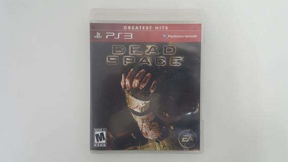Jogo Dead Space 1 - Original - Ps3 - Midia Física