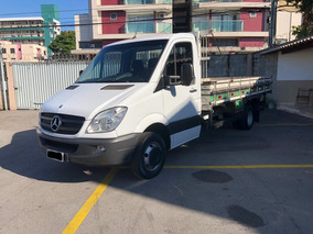 Mercedes-benz Sprinter 515 Cdi Com Carroceria