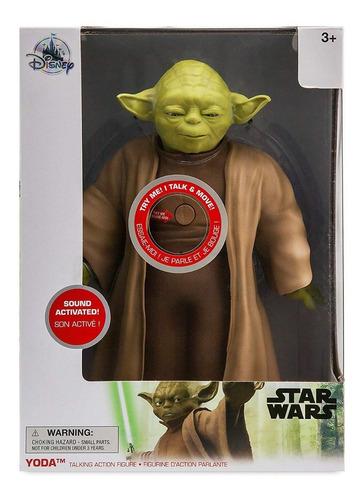 Yoda Star Wars Disney Store + Entrega Inmediata + Tienda !!!