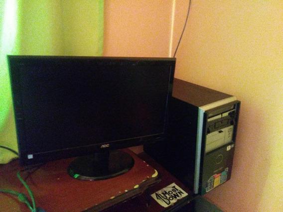 Computador Positivo Família D2300 Usado