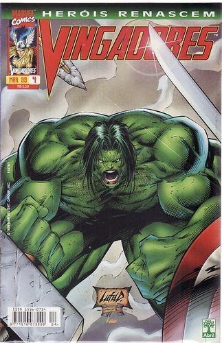 Gibi Vingadores Vol. 04 - Heróis Re Não Informado