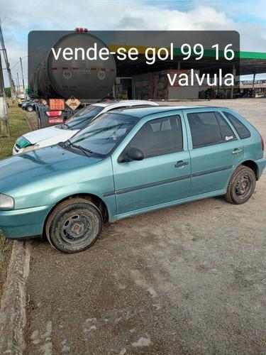 Imagem 1 de 1 de Volkswagen Gol 1999 1.0 Mi 16v 5p
