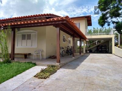 Casa Com 4 Dormitórios À Venda, 300 M² Por R$ 800.000 - Recanto Das Canjaranas - Vinhedo/sp - Ca0977