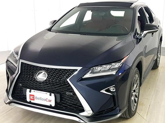 Lexus Rx-350 3.5 V6 24v Gasolina 4p Automático 2018/2018