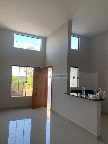 Imagem 1 de 17 de Casa À Venda, 72 M² Por R$ 286.000,00 - Residencial José B Almeida - Londrina/pr - Ca2148