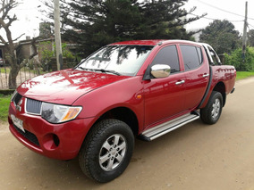 Mitsubishi L200 2.5 Did Full 2008 Financiación En $$$