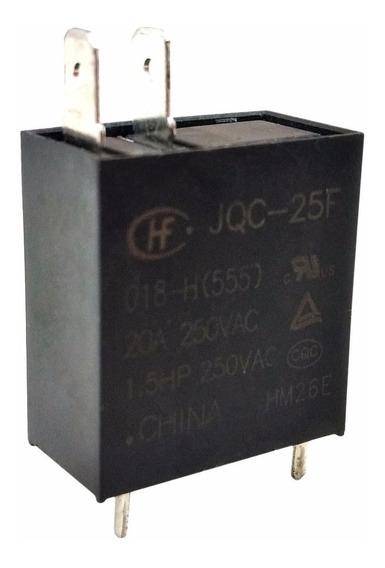 Rele Hf Jqc-25f 20a - 250vac 1,5hp 250vac