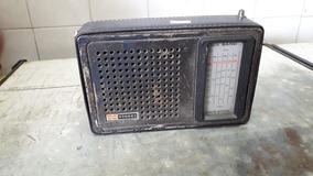 Radio Am/fm Portátil Antigo Nissei