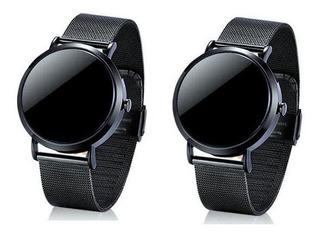 Relógio Smartwatch Midi Md-cv08c Metálico Promoção