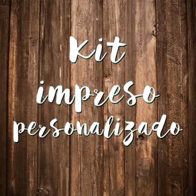 Kit Impreso Personalizado