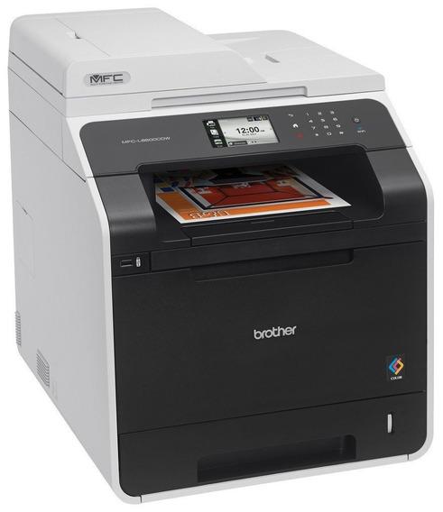 Impresora Brother Mfcl8850cdw