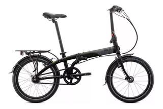 Bicicleta Tern Link D7i Plegable R 20 7 Vel Shimano T1