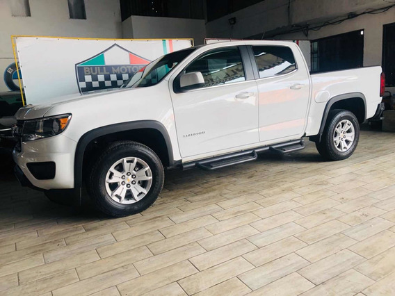 Chevrolet Colorado 2.5 Wt 4x2 At 2019